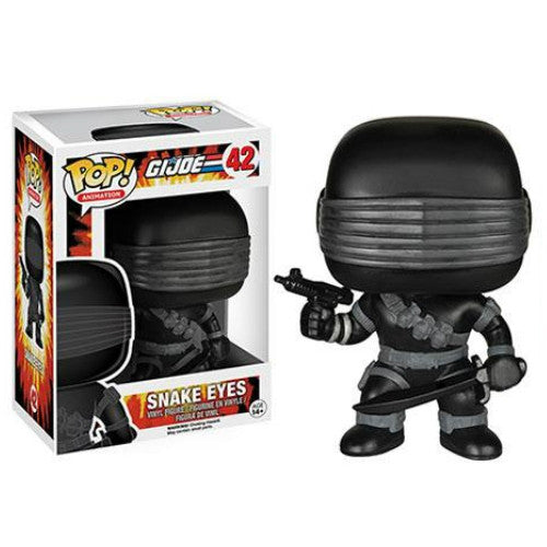 G.I. Joe Pop! Vinyl Figure Snake Eyes