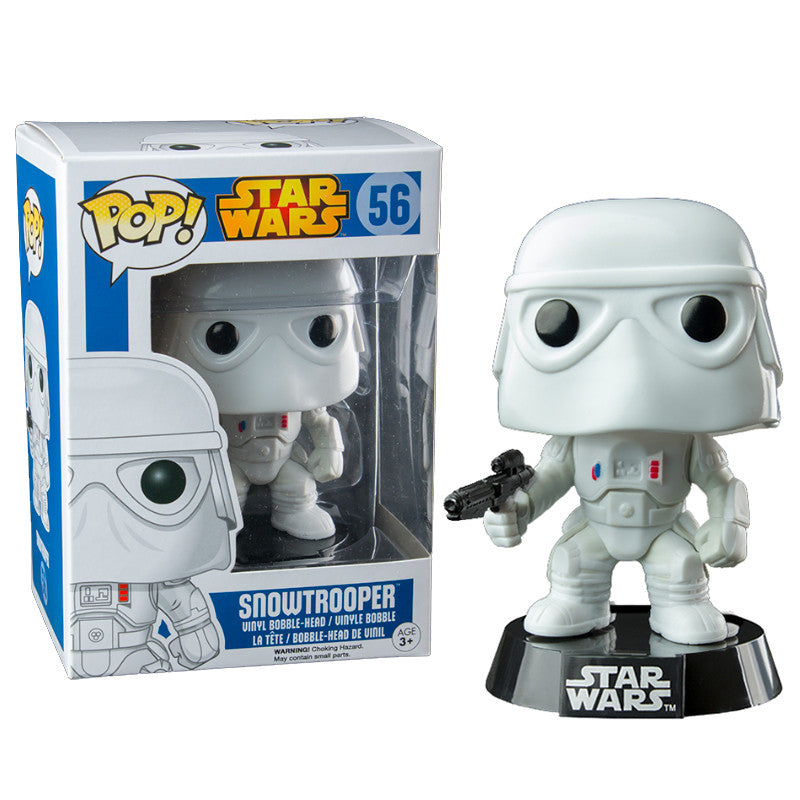 Star Wars Pop! Vinyl Bobblehead Snowtrooper [Exclusive]
