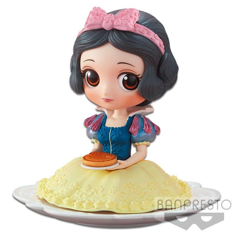 Disney Q Posket Snow White Sugirly (Cream Dress)