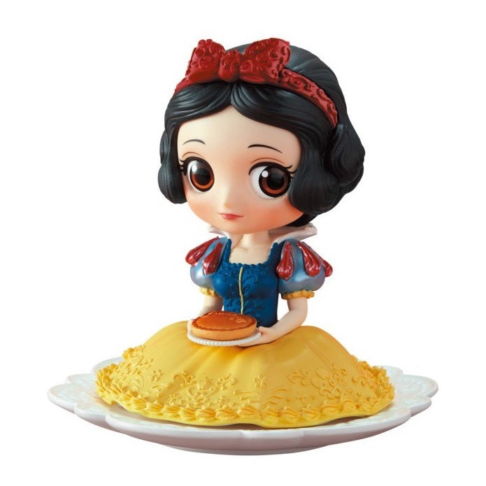 Disney Q Posket Snow White Sugirly (Yellow Dress)