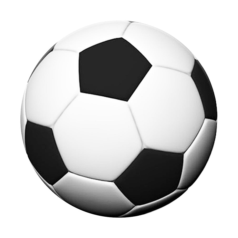 PopSockets Sports: Soccer Ball