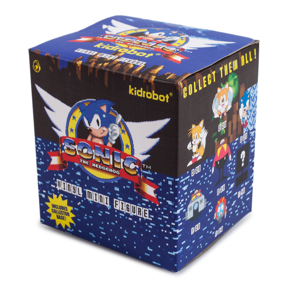 Kidrobot Sonic the Hedgehog: (1 Blind Box)