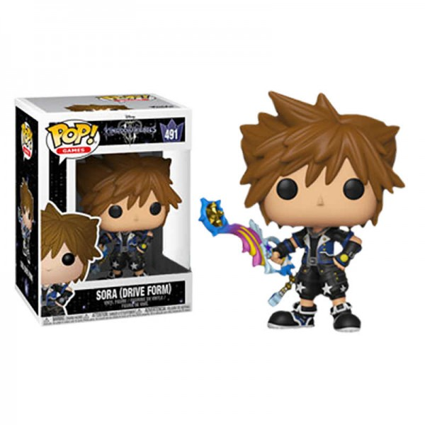 Kingdom Hearts 3 Pop! Vinyl Figures Drive Form Sora [491]