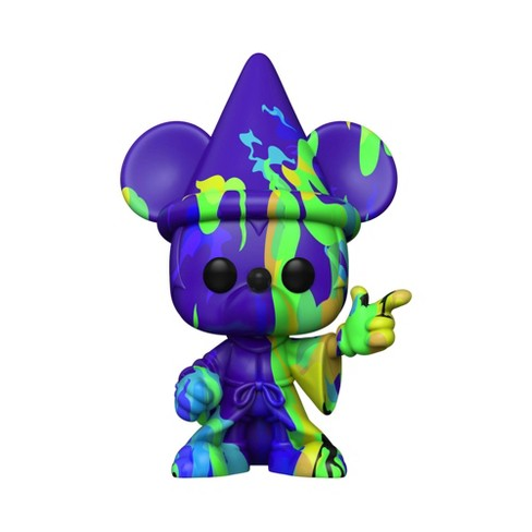 Disney Art Series Pop! Vinyl Figure Sorcerer Mickey w/Case (Painted) [15]