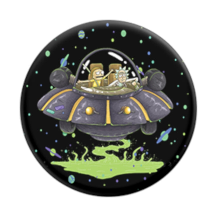 PopSockets Rick and Morty: Space Cruiser
