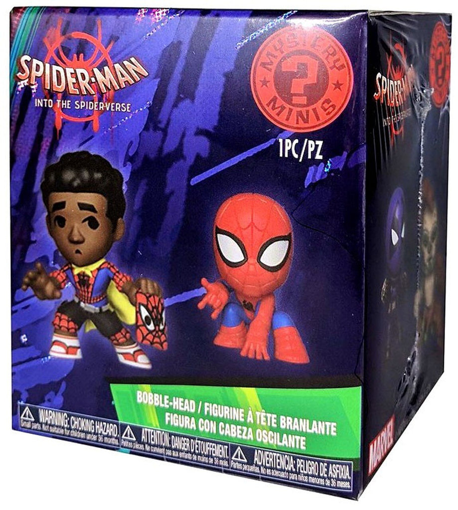 Spider-Man Into the Spider-verse Mystery Minis (1 Blind Box)