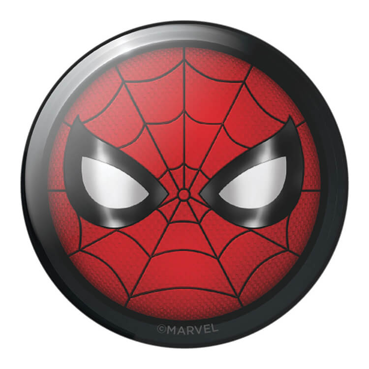 PopSockets Marvel: Spiderman Mask Red and Black