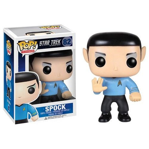 Star Trek Pop! Vinyl Figure Spock