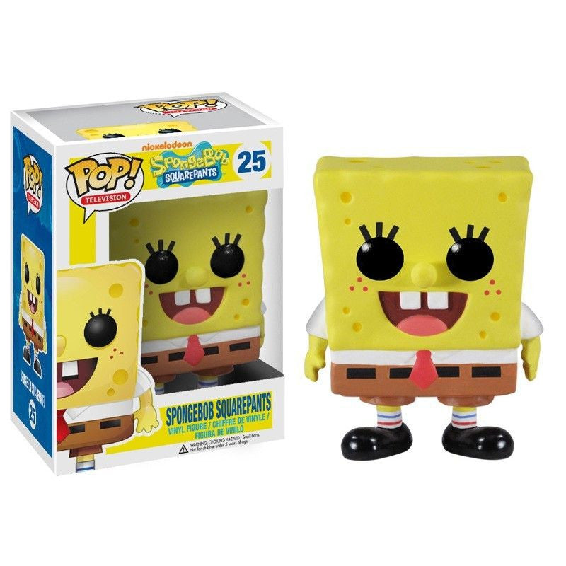Spongebob Squarepants Pop! Vinyl Figure Spongebob Squarepants