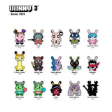 Kidrobot Dunny Series 2012 (1 Blind Box) - Fugitive Toys