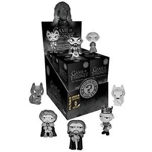 Game of Thrones In Memoriam Mystery Mini SDCC 2014 (1 Blind Box) - Fugitive Toys