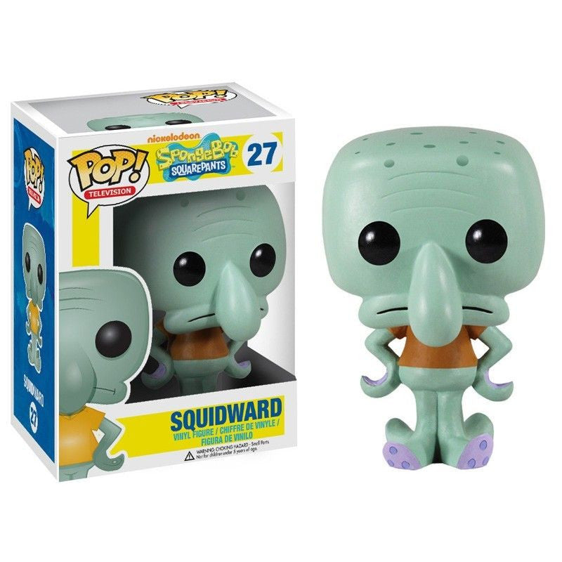 Spongebob Squarepants Pop! Vinyl Figure Squidward