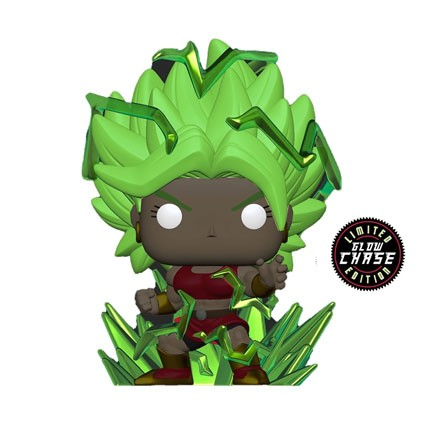 Dragon Ball Super Pop! Vinyl Figure Super Saiyan Kale w/ Energy Base (GITD Chase) [819]