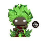 Dragon Ball Super Pop! Vinyl Figure Super Saiyan Kale w/ Energy Base (GITD Chase) [819] - Fugitive Toys