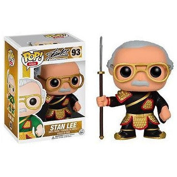 Asia Pop! Vinyl Figure Stan Lee [Guan Yu] - Fugitive Toys