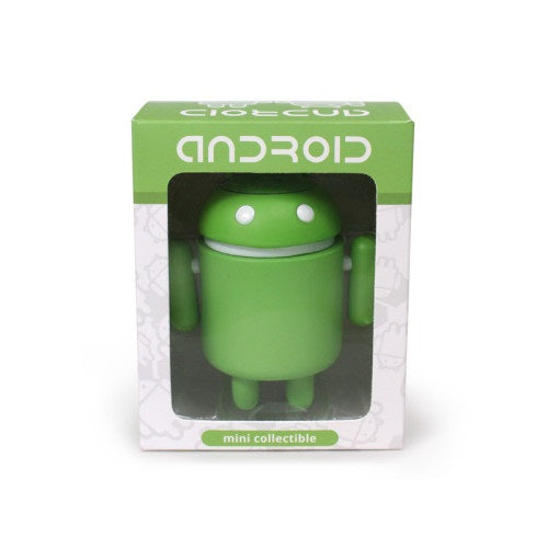 Android Mini Collectible Big Box Edition Vinyl Figure [Standard Green] - Fugitive Toys