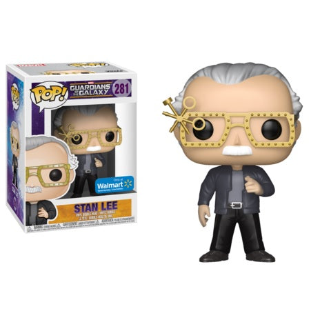 Marvel Pop! Vinyl Stan Lee with Futuristic Glasses [Exclusive] [281]