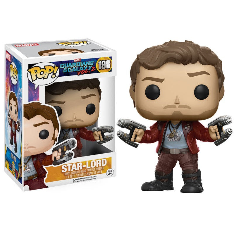 Marvel Pop! Vinyl Figure Star-Lord [Guardians of the Galaxy Vol. 2]