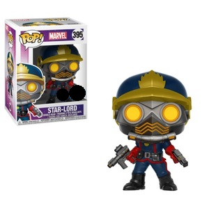 Marvel Pop! Vinyl Figure Star-Lord (Classic) [395] - Fugitive Toys