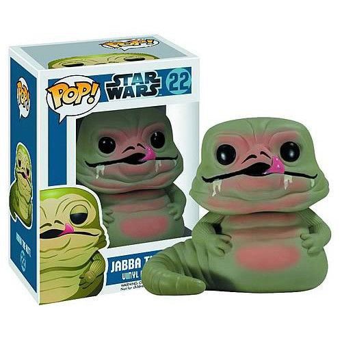 Star Wars Pop! Vinyl Bobblehead Jabba The Hutt
