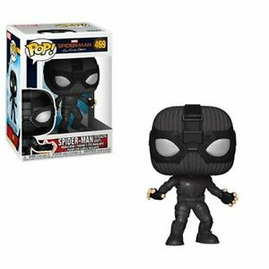 Spider-Man: Far From Home Pop! Vinyl Figure Spider-Man (Stealth Suit) [469]
