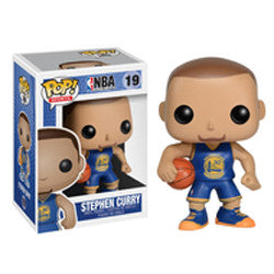 NBA Pop! Vinyl Figure Stephen Curry AWAY [Golden State Warriors]