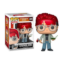 Icons Pop! Vinyl Figure Stephen King [44]