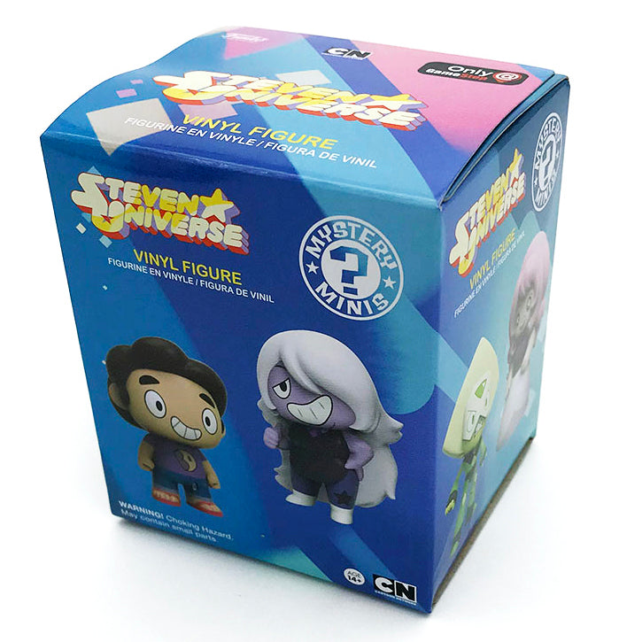 Steven Universe Mystery Minis [Game Stop Exclusive] (1 Blind Box) - Fugitive Toys