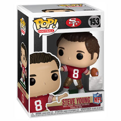 NFL Legends Pop! Vinyl Figure Steve Young (SF 49ers) [153]