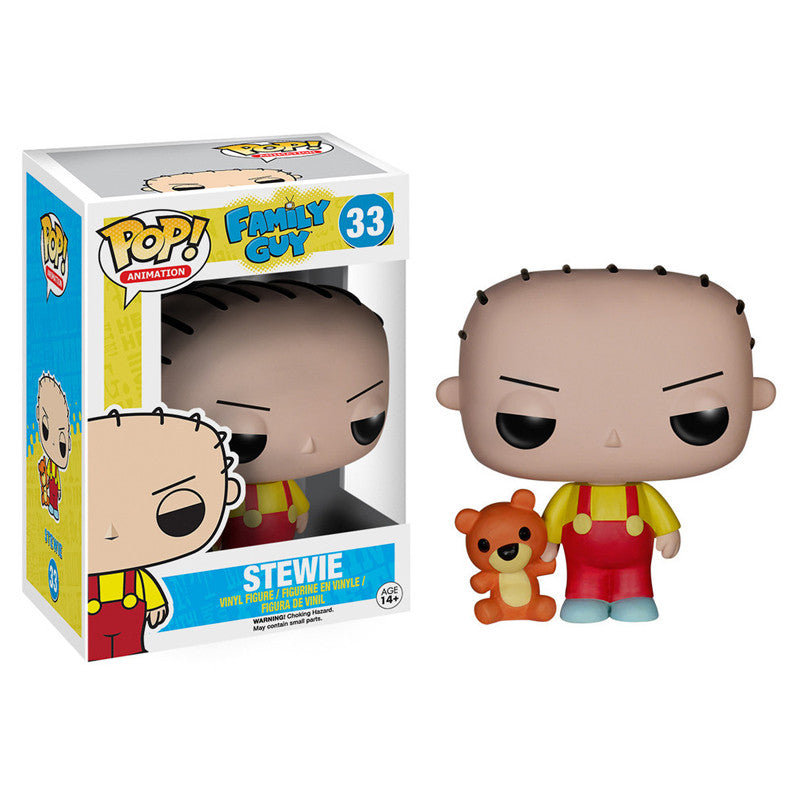 Family Guy Pop! Vinyl Figure Stewie Griffin