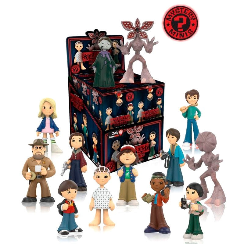 Stranger Things Mystery Mini [Game Stop Exclusive] (1 Blind Box)