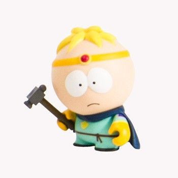 South Park x Kidrobot The Stick of Truth: Butters - Fugitive Toys