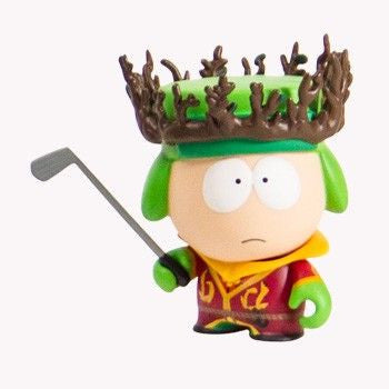 South Park x Kidrobot The Stick of Truth: The High Jew Elf Kyle - Fugitive Toys