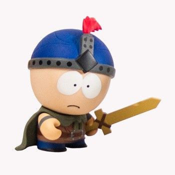 South Park x Kidrobot The Stick of Truth: The Warrior Stan - Fugitive Toys