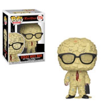 Office Space Pop! Vinyl Figure Sticky Note Man [774]