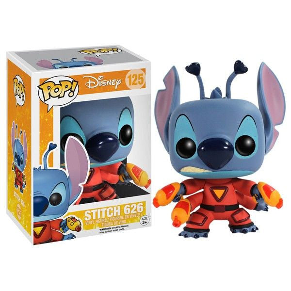 Disney Pop! Vinyl Figure Stitch 626 [Lilo & Stitch]