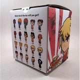 Kidrobot Street Fighter Mini Series 1: (1 Blind Box) - Fugitive Toys