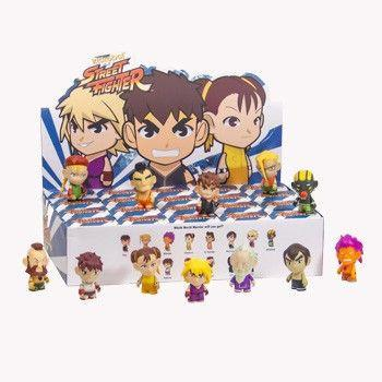 Kidrobot Street Fighter Mini Series 2: (Case of 20)