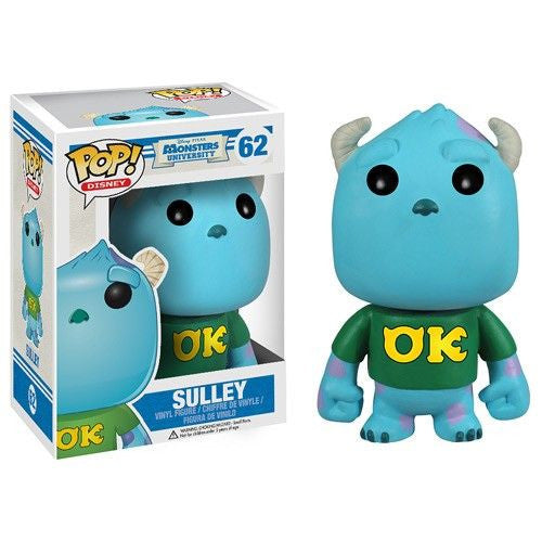 Monsters University Pop! Vinyl Figure Sulley [62]
