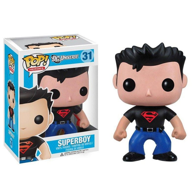 DC Universe Pop! Vinyl Figure Superboy