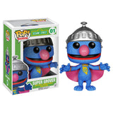 Sesame Street Pop! Vinyl Figure Super Grover