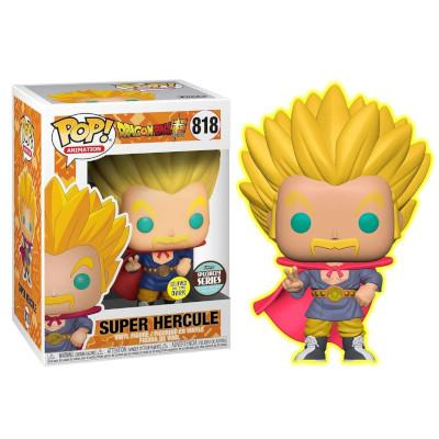 Dragon Ball Super Pop! Vinyl Figure Super Hercule (GITD Specialty Series) [818]