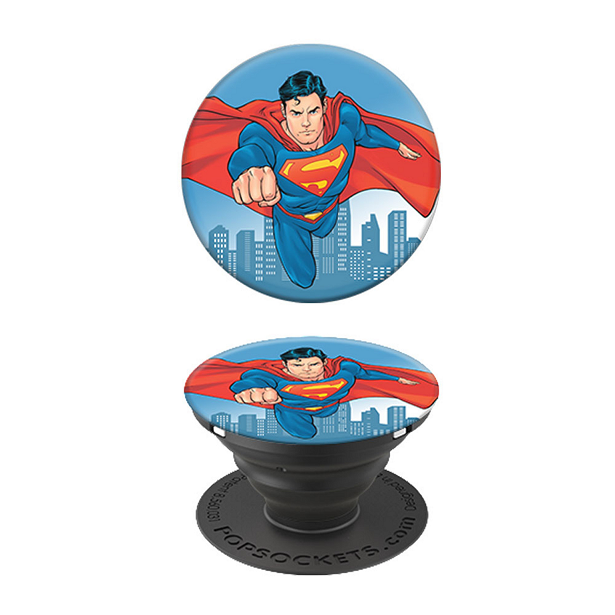 PopSockets Justice League Superman Comic