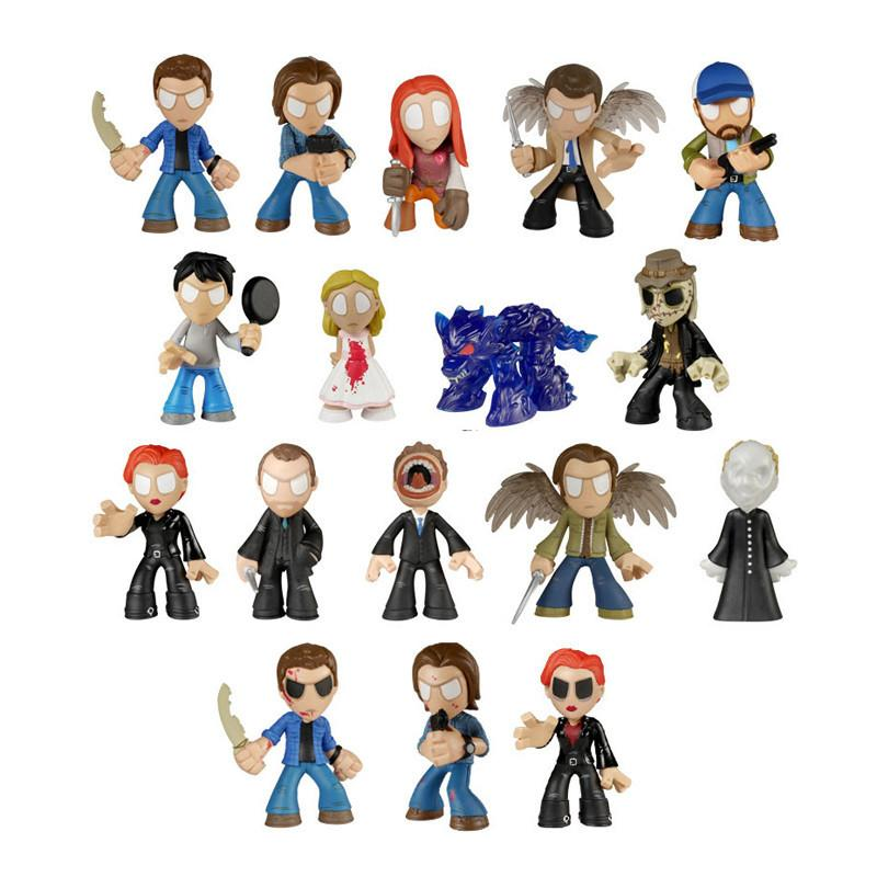 Supernatural Mystery Minis: (1 Blind Box) - Fugitive Toys