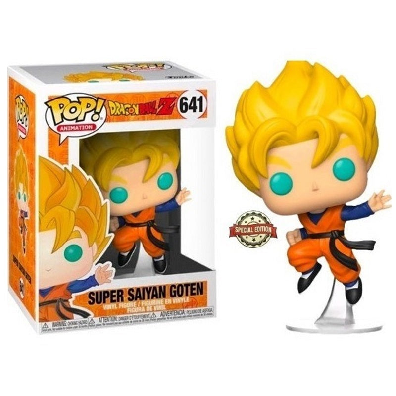 Dragon Ball Z Pop! Vinyl Figure Super Saiyan Goten [641]