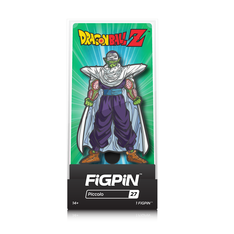 Dragon Ball Z: FiGPiN Enamel Pin Piccolo [27]