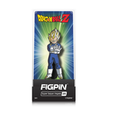 Dragon Ball Z: FiGPiN Enamel Pin Super Saiyan Vegeta [25]
