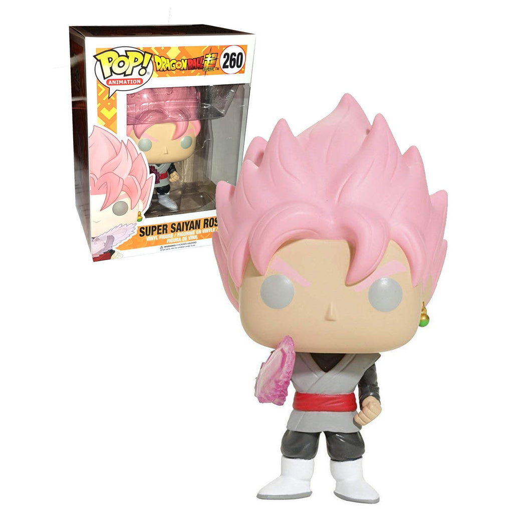 Dragonball Z Pop! Vinyl Figure Super Saiyan Rose Goku [260]