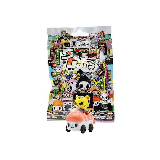 Tokidoki Minis Sushi Cars: (1 Blind Bag)