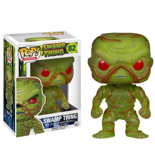 DC Universe Pop! Vinyl Figure Swamp Thing [Previews Exclusive]